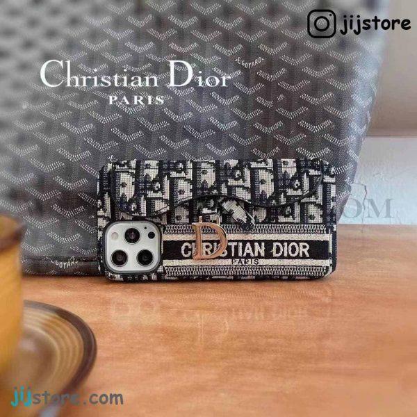 قاب آیفون Christian Dior 4